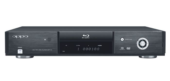 BDP-83 appo dvd player and bluray player