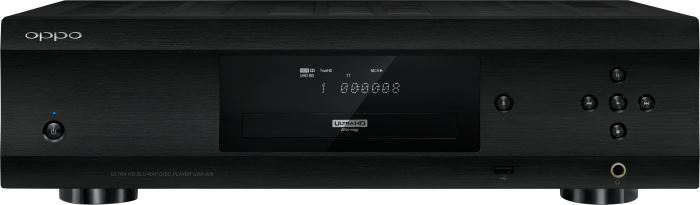 OPPO 4K Ultra HD BluRay Player Reviews For 2019