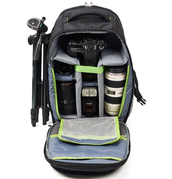Evecase DSLR Backpack