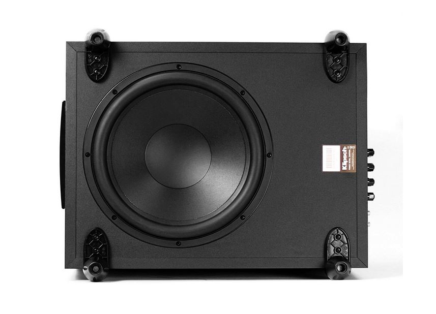 Klipsch Sub 12HG Review | Synergy Series 12-Inch 300-Watt Subwoofer