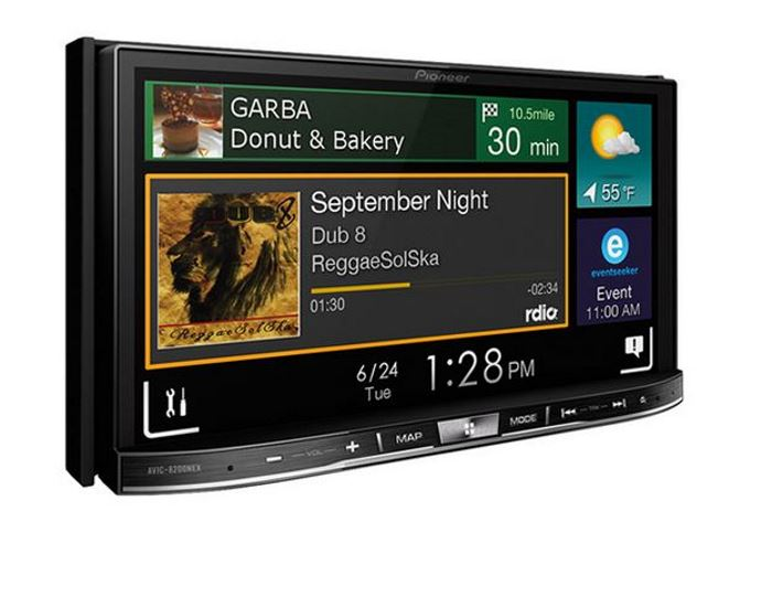 Pioneer Double DIN In-Dash Car Receiver Reviews For 2020