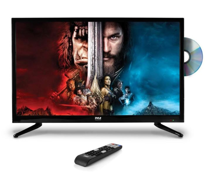 Best 32 Inch Televisions With Built-In DVD Player Combo Review 2019