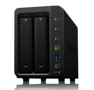 Synology DS718+ Review – Synology 2 Bay NAS Diskstation DS718+ Reviewed