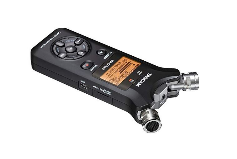 Tascam DR-07MKII Review And Comparison With New DR-07X Handheld Digital Recorder