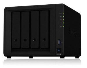 Synology DS918+ Review – Synology 4 Bay NAS DiskStation DS918+